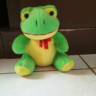 Boneka Froggy