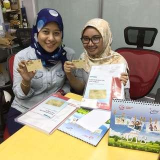 Medical card RM 1 mil