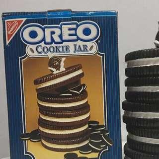 Oreo Ceramic Cookie Jar
