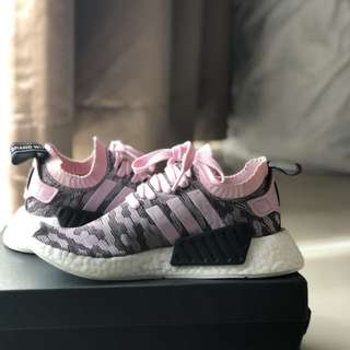 Adidas nmd r2 (like new)