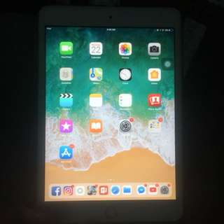 Ipad Mini 3 64 gb no charger