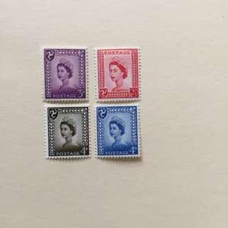 Great Britain Stamp 1958 - 1969 isle Of Man