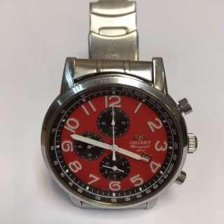 Orient Quartz Chronograph