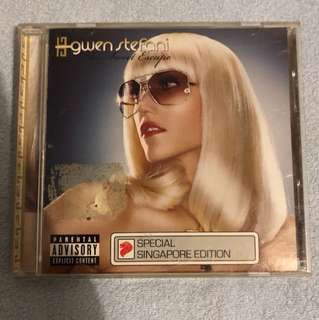 Gwen Stefani - The Great Escape CD Album