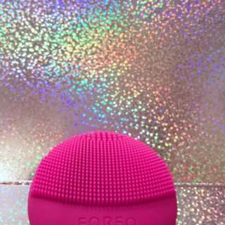 New Foreo cleanser (for fun)