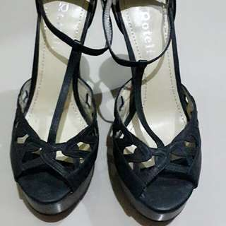 High heels black (roteli)
