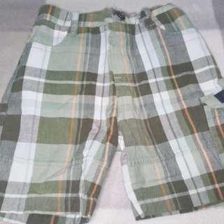 Airwalk Shorts for Boys and I Love My Mom Shirt Set