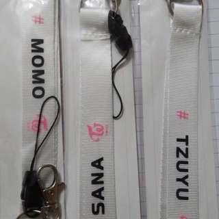 Twice 掛繩和匙扣