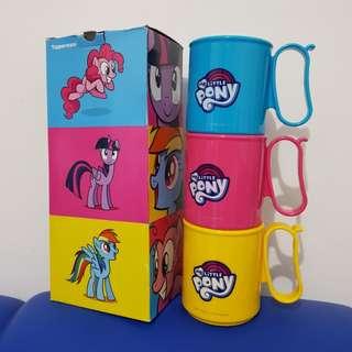 Tupperware Micro Mug Little Pony