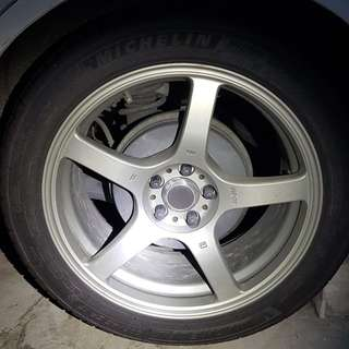 Prodrive GC-05F Rims (authentic)