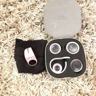 REPRICED!!! Preloved Momax Phone Lenses
