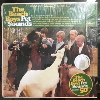 Pet Sounds Vinyl LP- the Beach Boys
