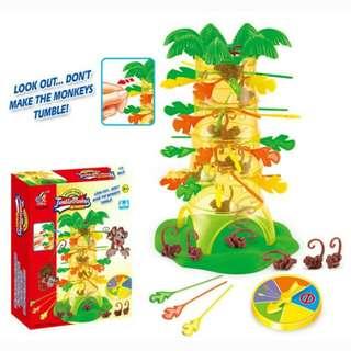 Mainan Anak Funny Game Tumbling Monkey No.62788