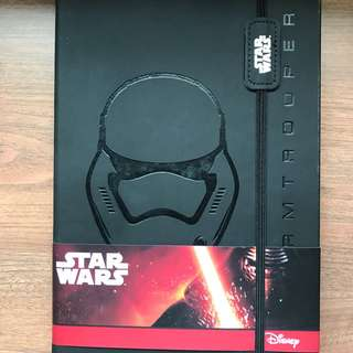 Disney Star Wars Limited Edition Notebook