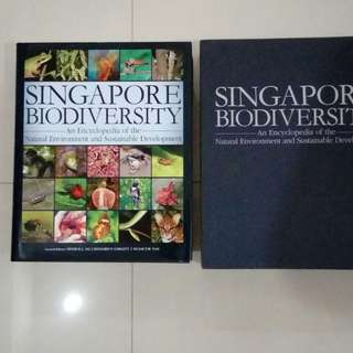 Learn about Singapore Biodiversity