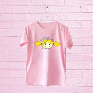 IC Tumblr Tee / T-shirt / Kaos Wanita Surfer Girl