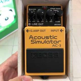 Acoustic Simulator
