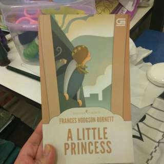 novel inggris A little princess
