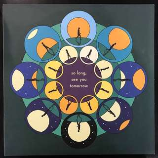 BOMBAY BICYCLE CLUB - So Long, See You Tomorrow LP VINYL RECORDS