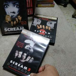 Dvd, us code 1, horror 3in1