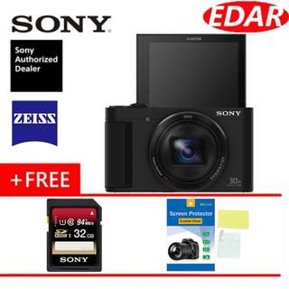 SONY DSC-HX90V CYBER SHOT CAMERA ««ORIGINAL & OFFICIAL SONY»»