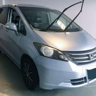 Honda Freed 1.5 Auto G 7-Seater