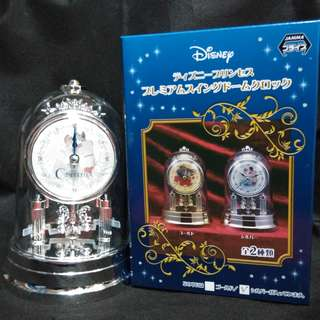 Disney Clock Beauty and the Beast 美女與野獸 迪士尼公主 時鍾