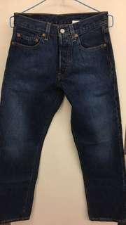 Levis 牛仔褲 (全新)