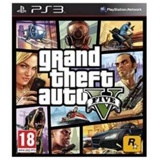 PS3 Game: Grand Theft Auto V