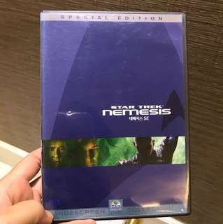 Star Trek nemesis (Special Edition)