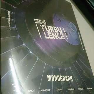 Got7 turbulence monograph dvd