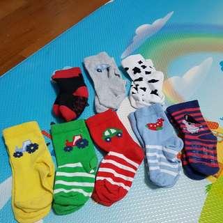 6-24mths boy socks