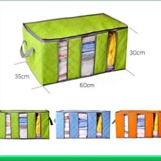 Storage box clothes