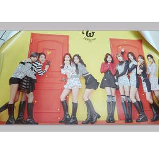 TWICE KK POSTER IN TUBE