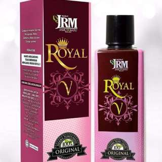 Royal V - Woman Herbal Hormone Supplement