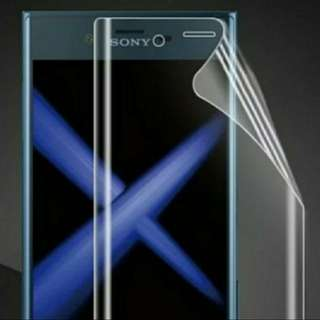 買二送一 全覆蓋 全屏 可貼弧位 防爆軟貼 SONY XPERIA XA2 / XA2 ULTRA