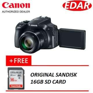 Canon PowerShot SX60 HS Digital Camera (ORIGINAL SET & OFFICIAL CANON)