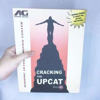 AG UPCAT Review Book 2