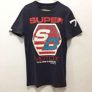 T shirt / baju Superdry