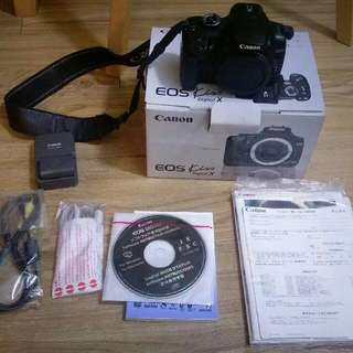 Canon 400D(kiss Digital X)