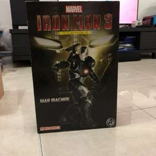 DRAGON IRON MAN 3- War Machine