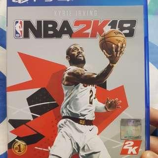 Ps4 games NBA 2K18