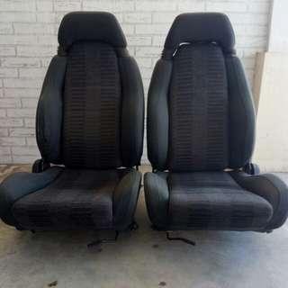 Mazda b8/b6 seat
