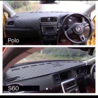 Customised Quilt Dashboard Design - PU Leather
