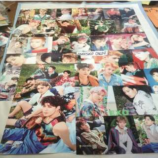 A3 Kpop Posters