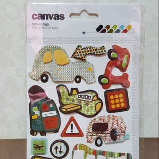 Canvas Tags