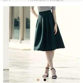 東京著衣當季中長裙