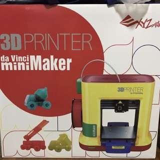 Mini 3D Printer (NEW)