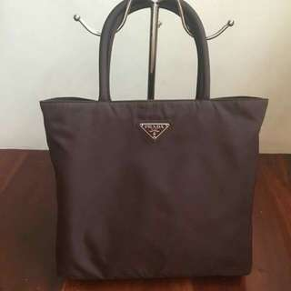 Authentic Prada Tessuto City