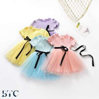 [READY STOCK] Candy Tutu Dress